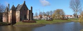 wandelen in noord holland