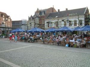 wandelen in Tilburg