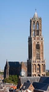 wandelen in Utrecht De Dom