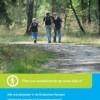 Wandelknooppunten wandelkaart De Brabantse Kempen