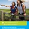 Wandelknooppunten wandelkaart Noordwest Friesland