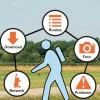 wandelnetwerk noord Holland app